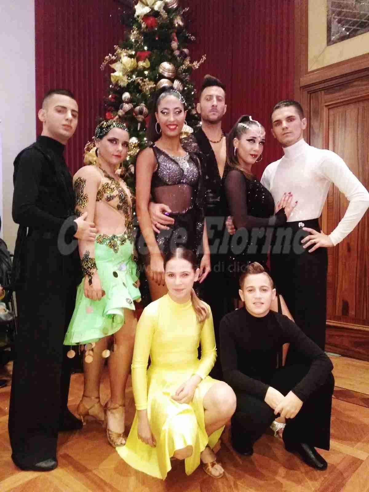 Mediterranean Open Dance Festival: una pioggia di podi per la Dancing Stars