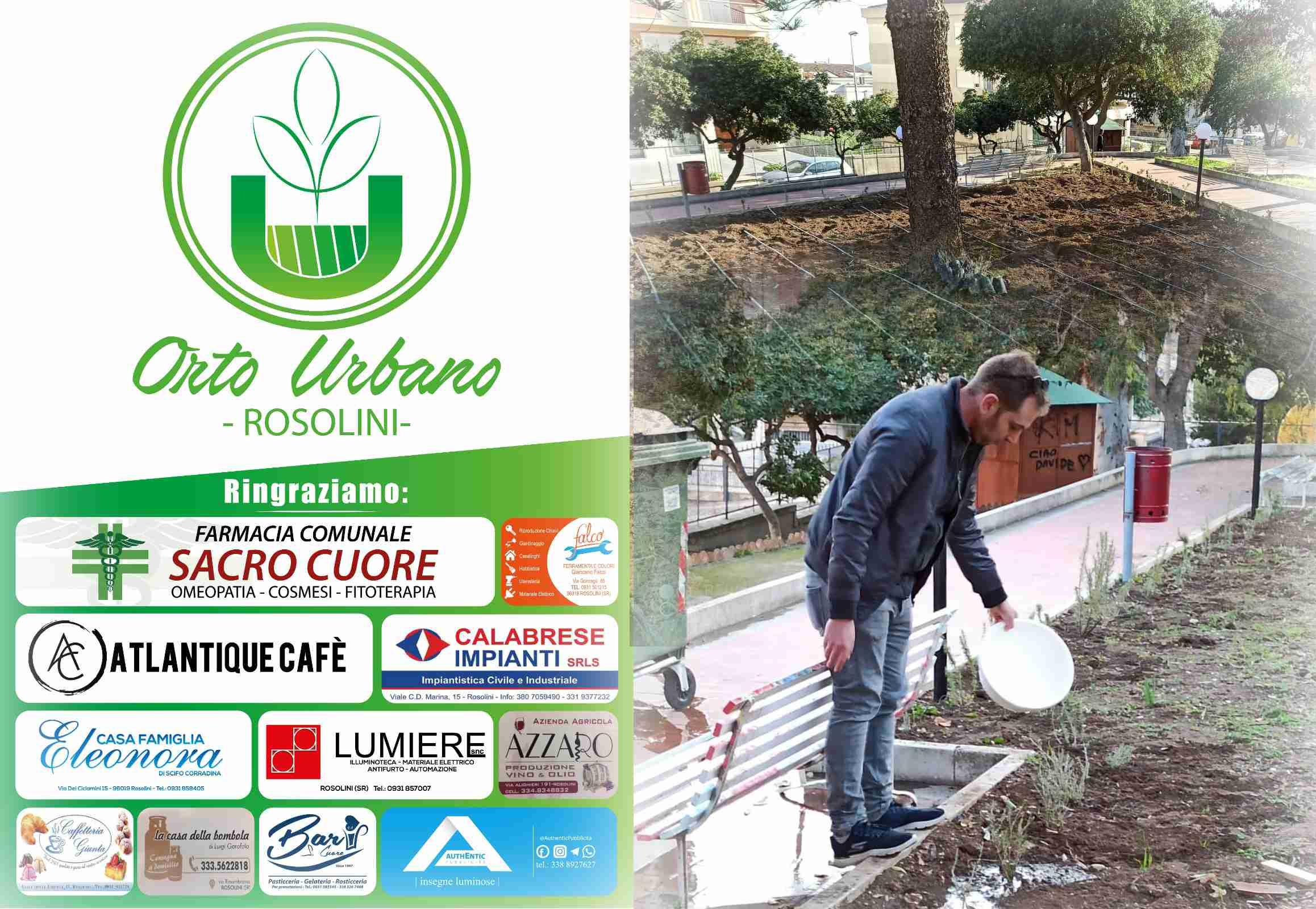 Alla Villetta degli Innamorati nasce l'Orto Urbano: i Giovani Democratici valorizzano i prodotti locali