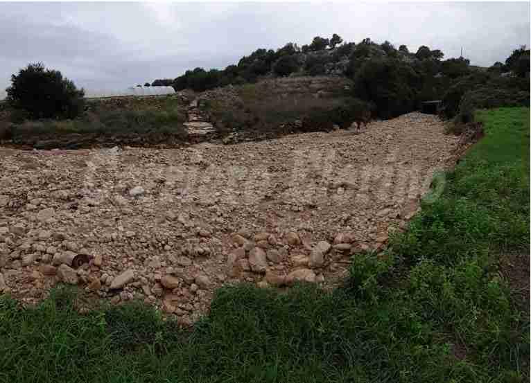 Lavori di mitigazione del rischio idrogeologico del Vallone Ristallo Masicugno: avviata la manifestazione d'interesse per l'affidamento dell'incarico