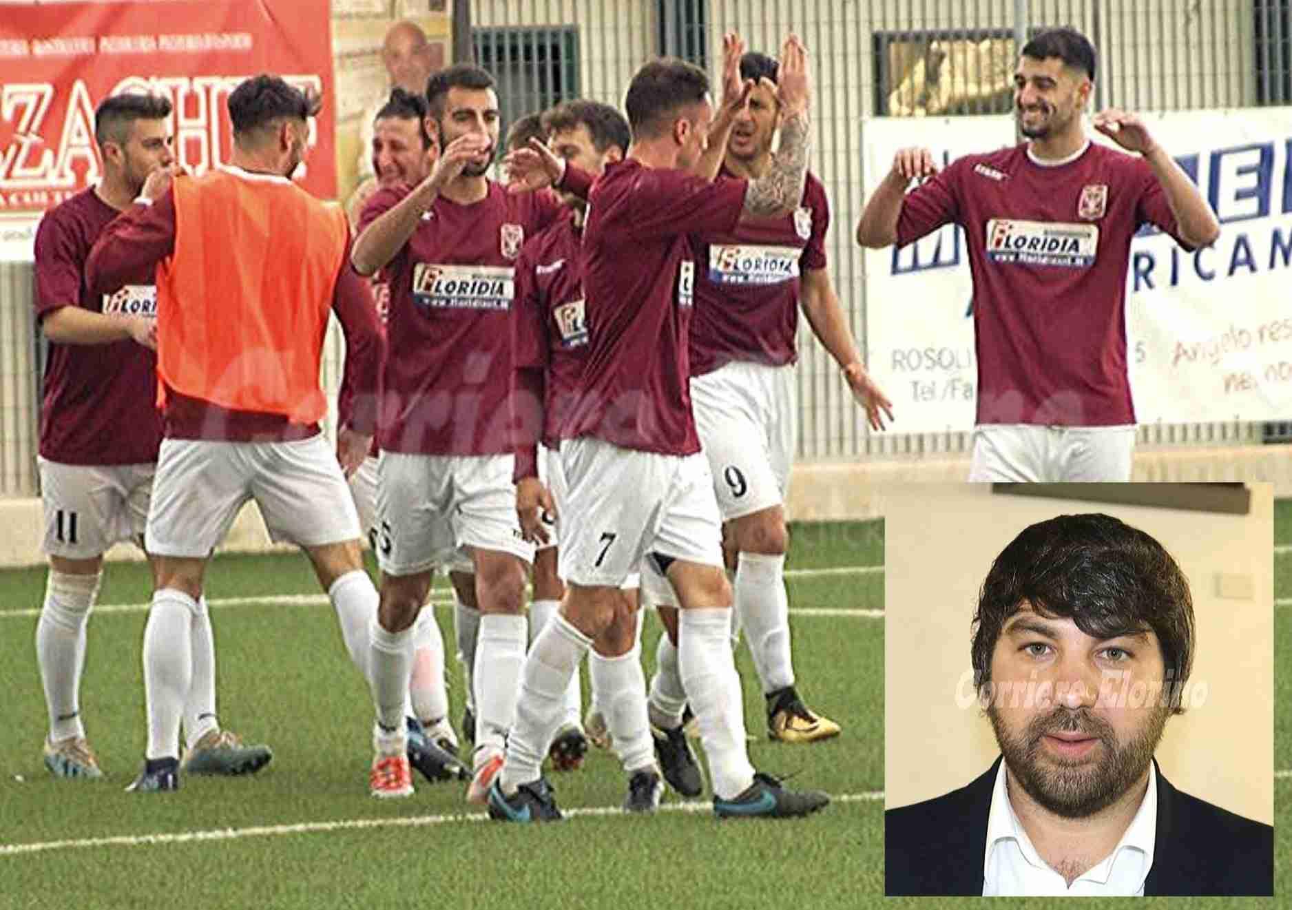 """Spadola agli amministratori: """"Avete tradito il Rosolini Calcio"""""""