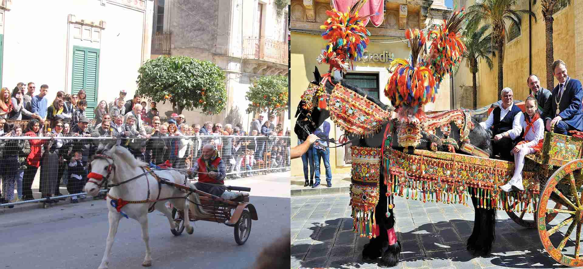 """San Giuseppe: la cavalcata diventa un corteo votivo; il Sindaco: """"Esaltiamo cultura e sicurezza"""""""