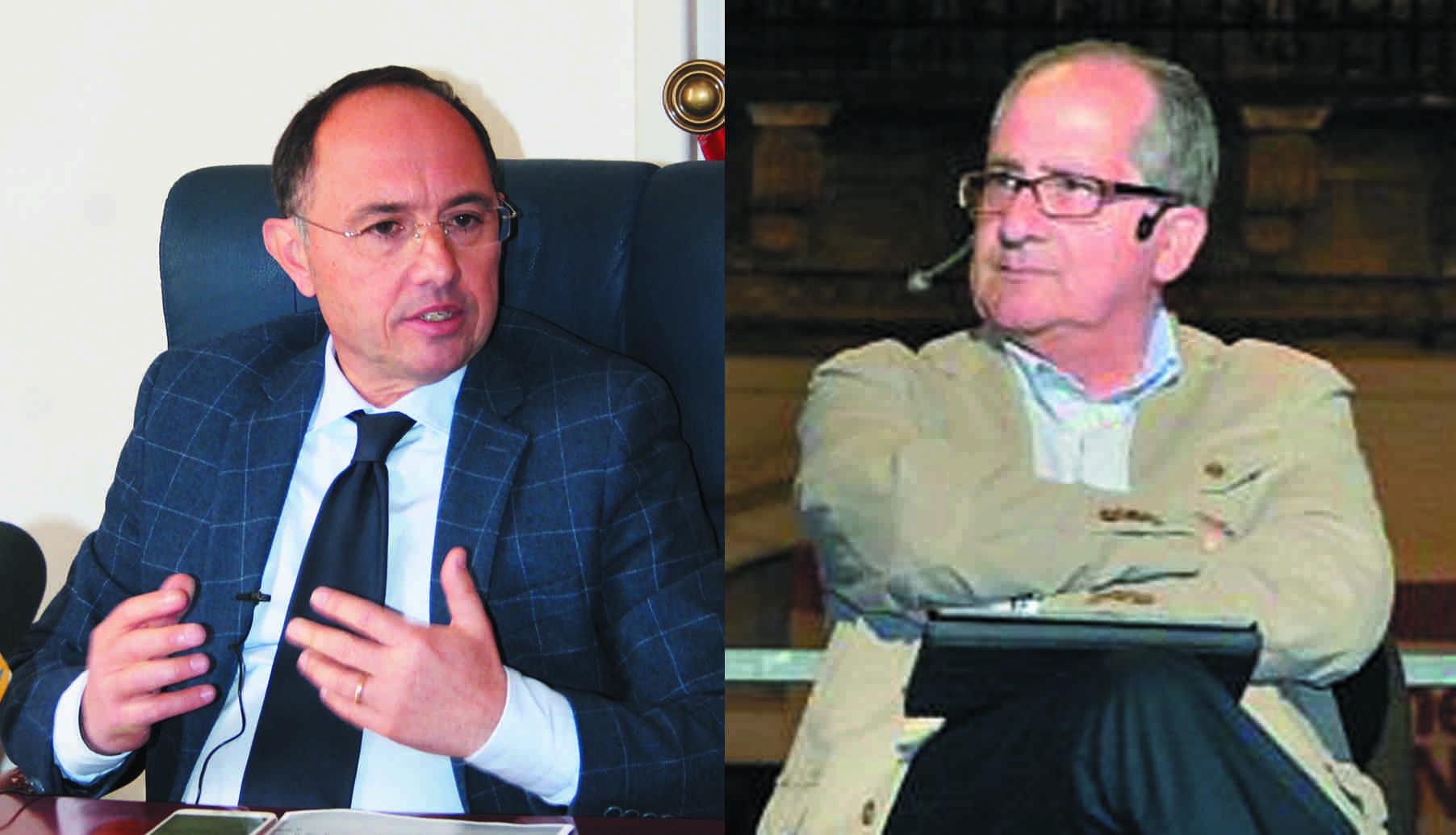 Giuseppe Lorefice consulente a titolo gratuito del Sindaco per i rapporti con le città gemellate