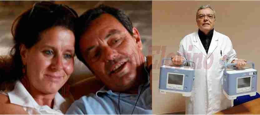 """Coronavirus: parlano i Boroli che hanno donato due ventilatori polmonari al """"Maggiore"""" di Modica"""