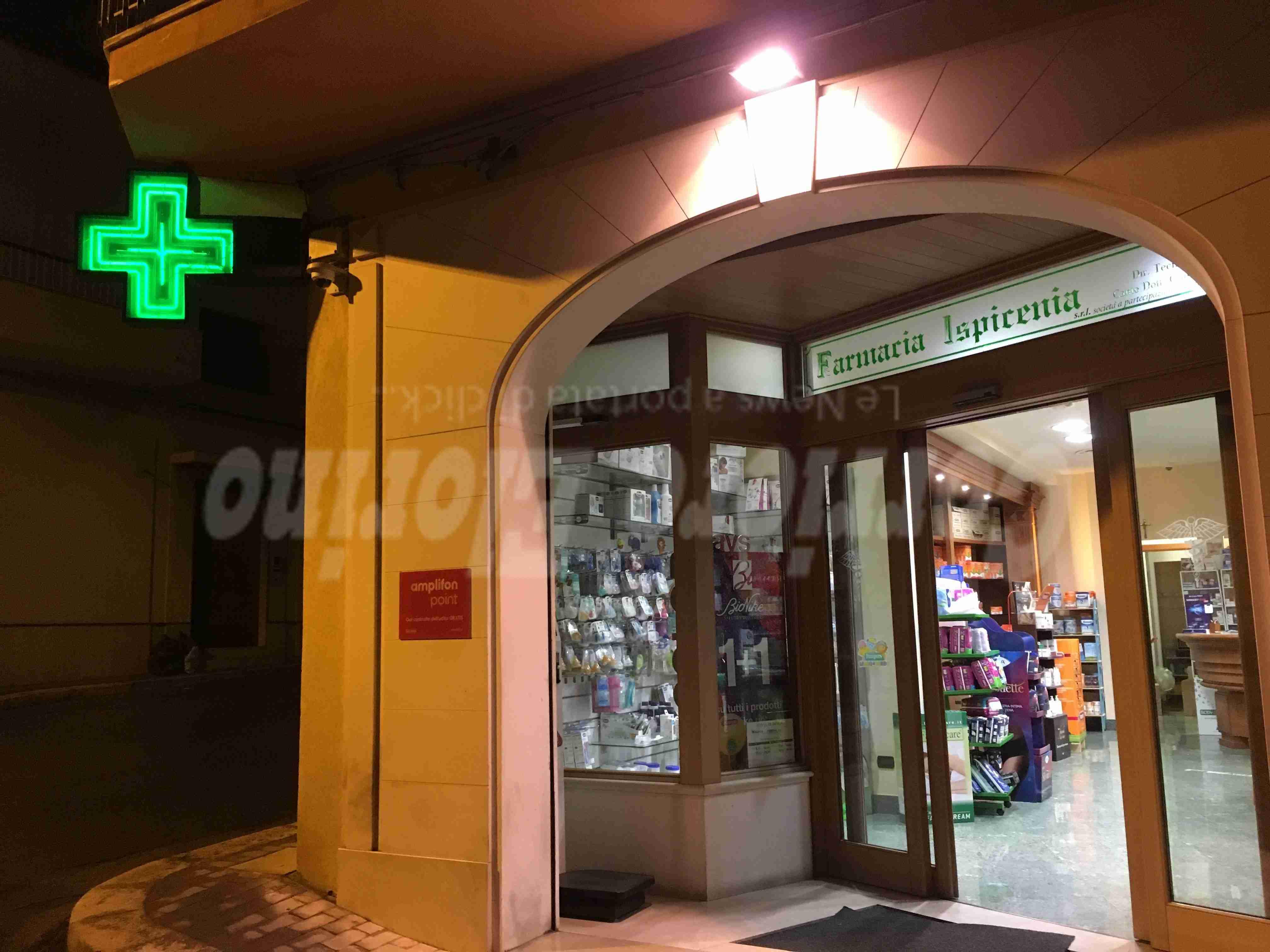 """Ispica: alla Farmacia Comunale """"Ispicenia"""" gratis il gel igienizzante per le mani"""
