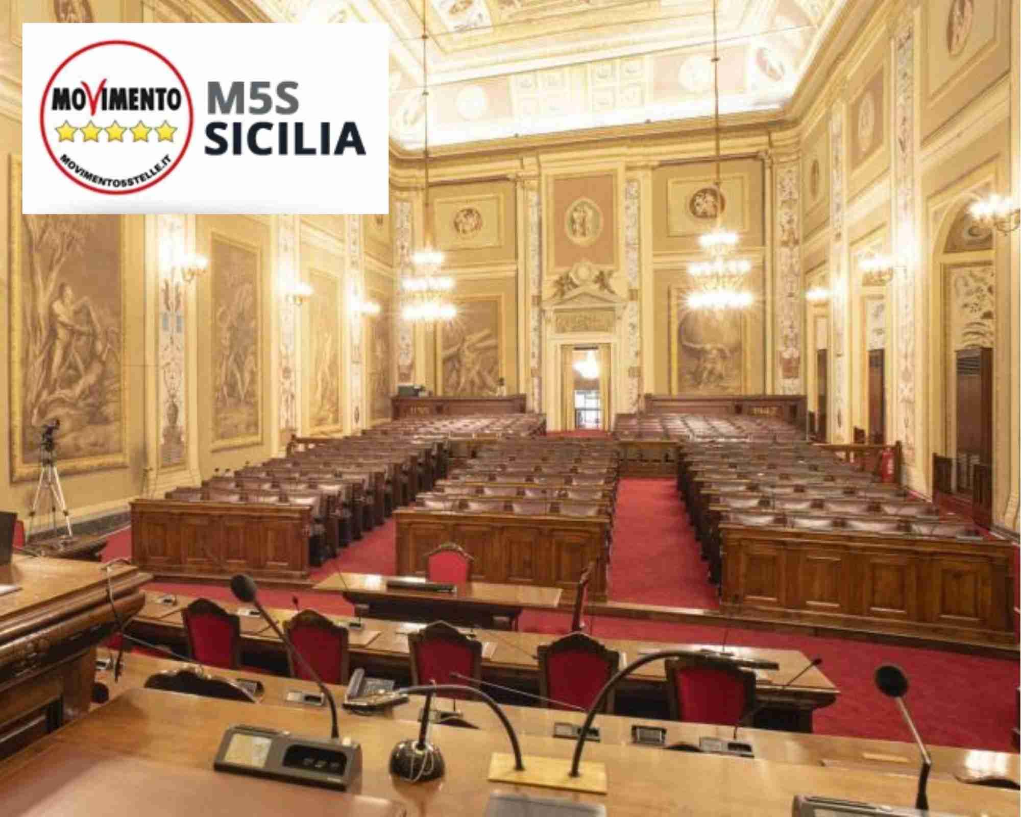 Coronavirus – I Deputati Ars M5S donano 100mila euro alla Protezione Civile e 200mila alle Asp siciliane