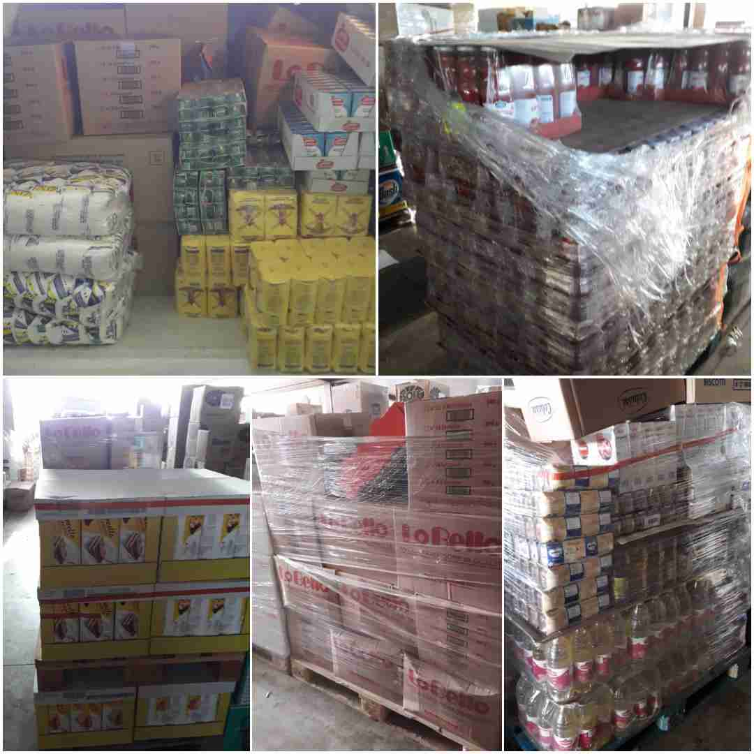Tonnellate di generi alimentari donati alla Caritas: il gesto d'amore delle aziende agricole del territorio per l'emergenza Coronavirus