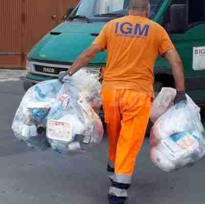 Coronavirus – Da domani possibili variazioni di orario della raccolta rifiuti