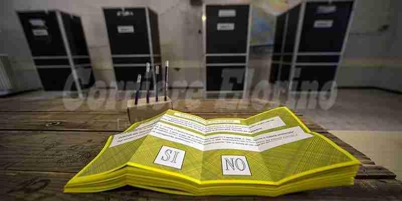 Referendum sul taglio dei parlamentari: sorteggiati i nuovi scrutatori