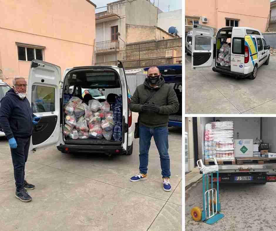 """Coronavirus – Non si fermano gli aiuti benefici del gruppo """"Insieme per Rosolini: """"Avviato il servizio di aiuto alle famiglie in diffcoltà, doneremo presidi di sicurezza a cittadini e ospedali della zona"""""""