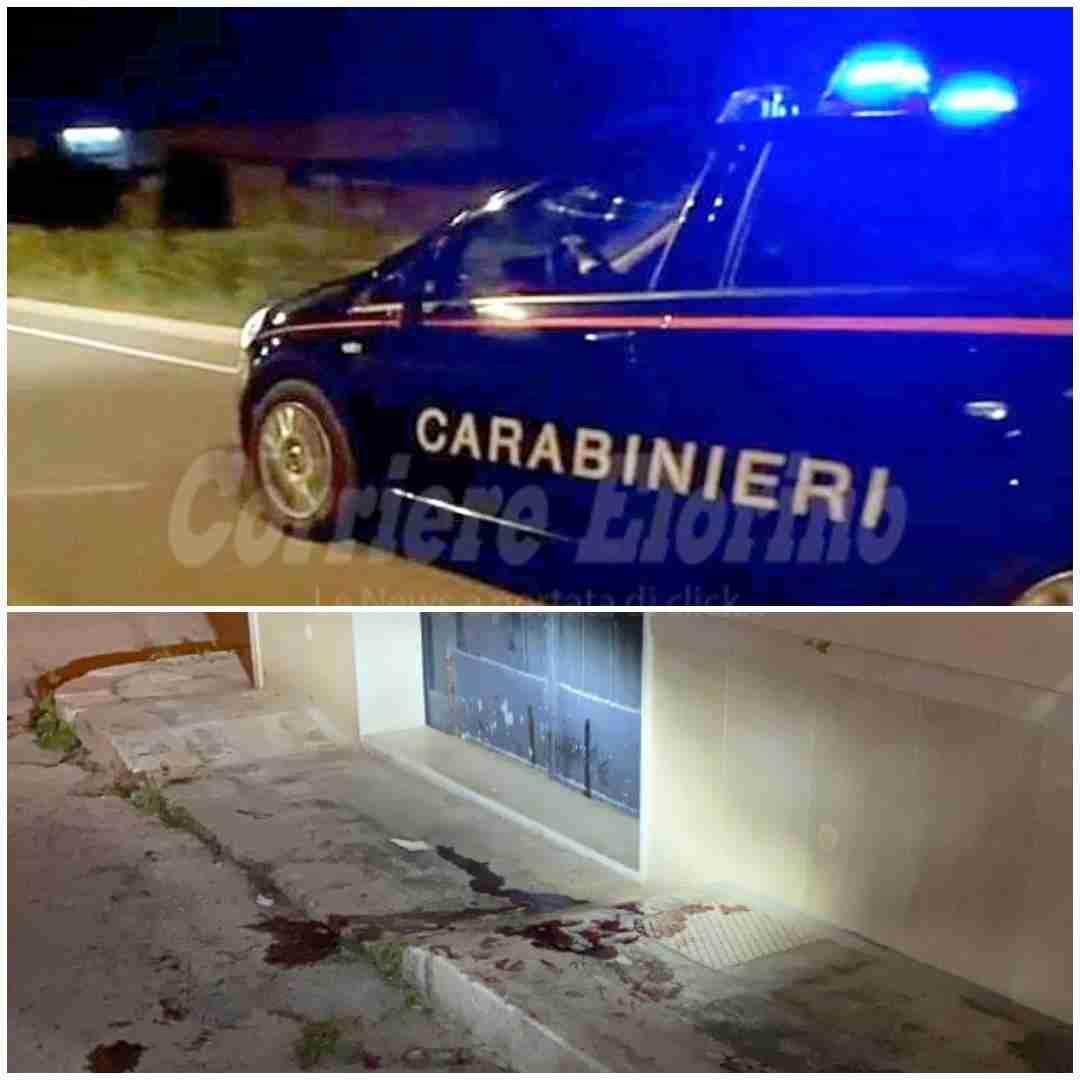 Rosolini, accoltellamento durante un litigio, denunciato dai Carabinieri