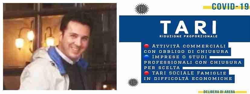 Riduzione della Tari 2020 per imprese e famiglie; la proposta dell'ex vicesindaco Giuseppe Branca all'amministrazione