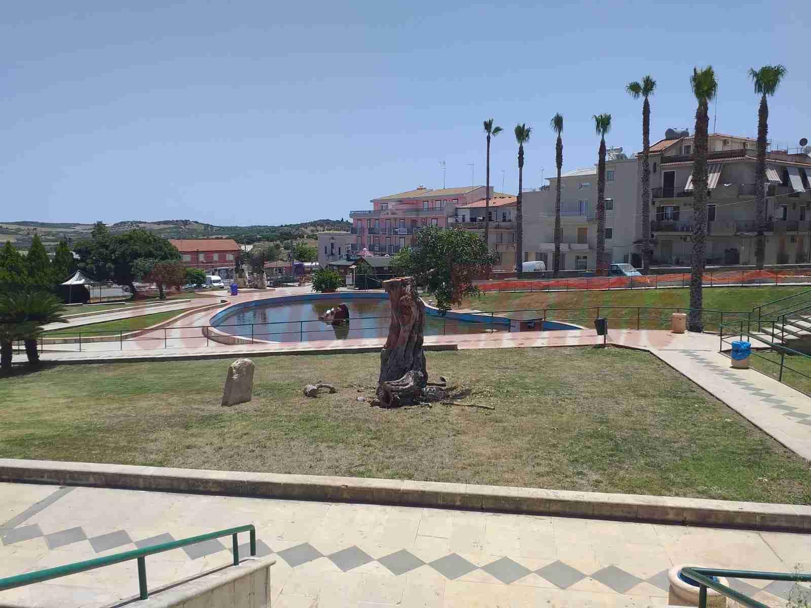 """Il parco torna a risplendere, Città Verde: """"Rosolinesi adesso abbiatene cura"""""""
