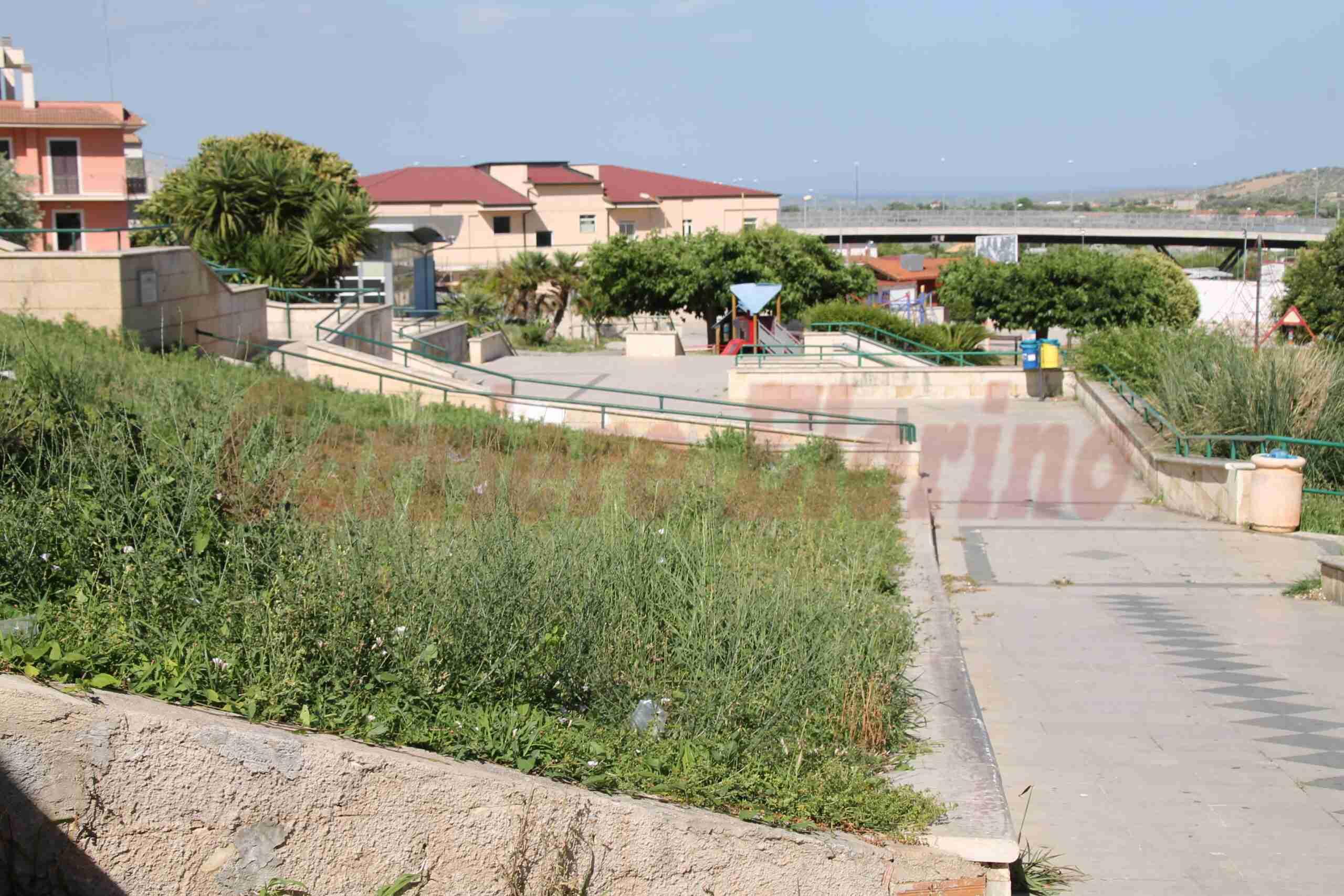 Da domani inizia la riqualificazione del verde del Parco Giovanni Paolo II