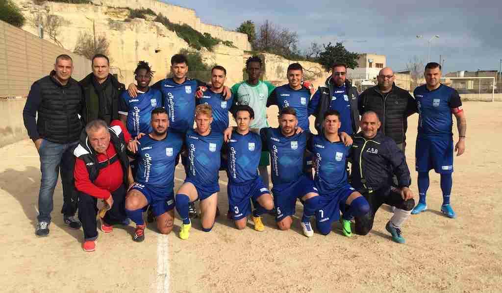 Pachino – Il Pachino Calcio riparte dalla Prima Categoria