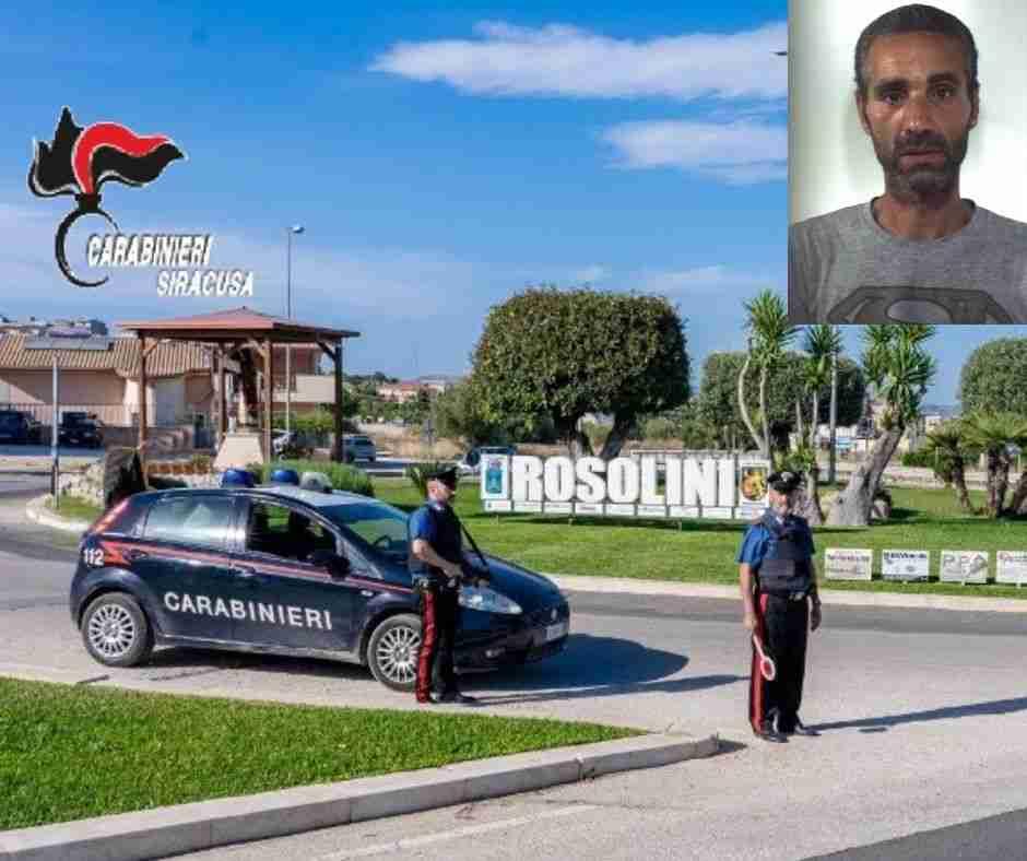 Ruba pannelli di coibentato dal sottotetto di un'abitazione: arrestato dai Carabinieri