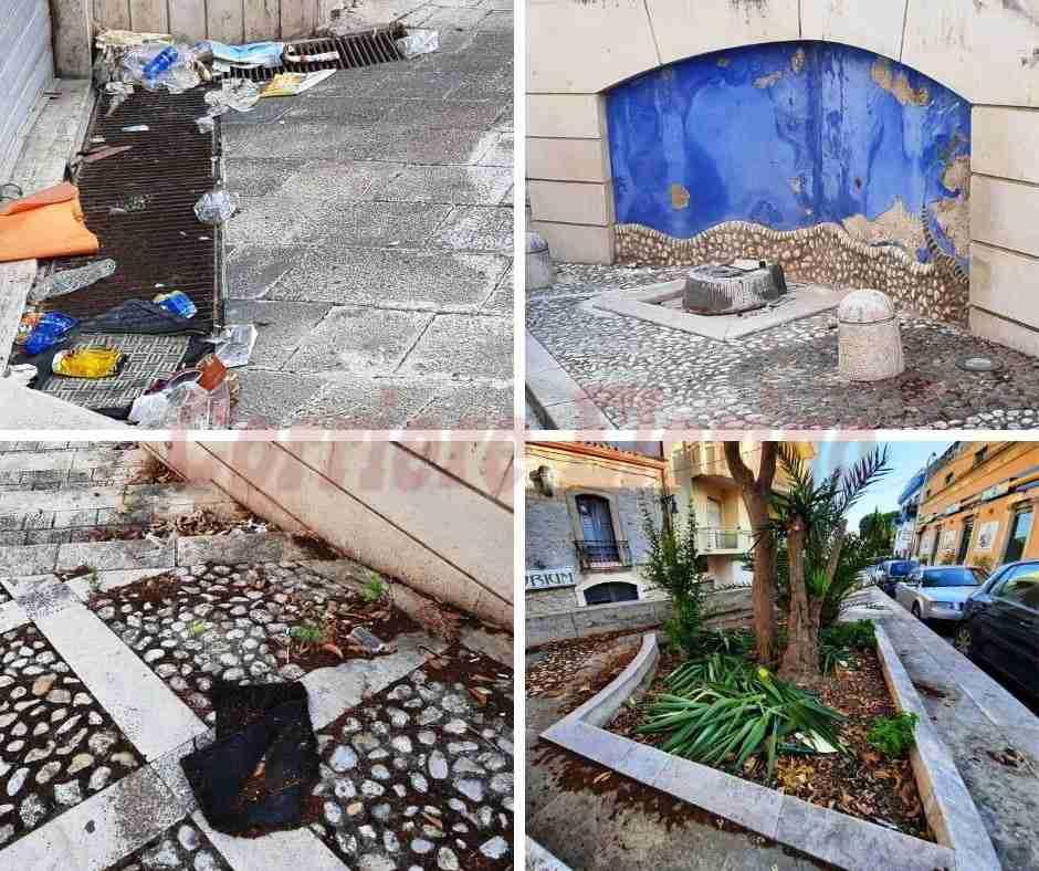 Segnalazione del cittadino – Nella morsa del degrado anche Via Palestro