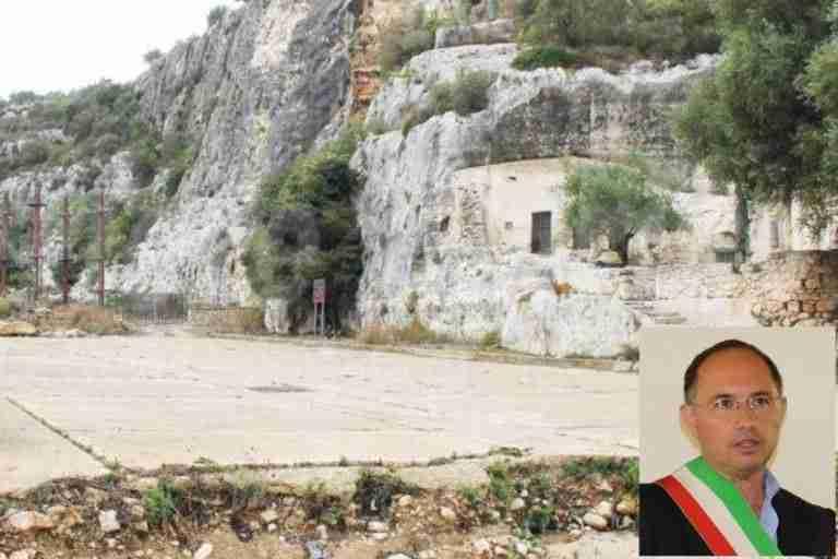 Intervento di mitigazione del rischio idrogeologico su Cava Santa: affidato l'incarico di progettazione dell'opera