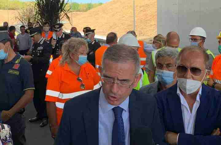"""Svincolo Autostradale di Rosolini, il Sindaco di Noto Bonfanti: """"Si accelera il futuro del Val di Noto"""""""