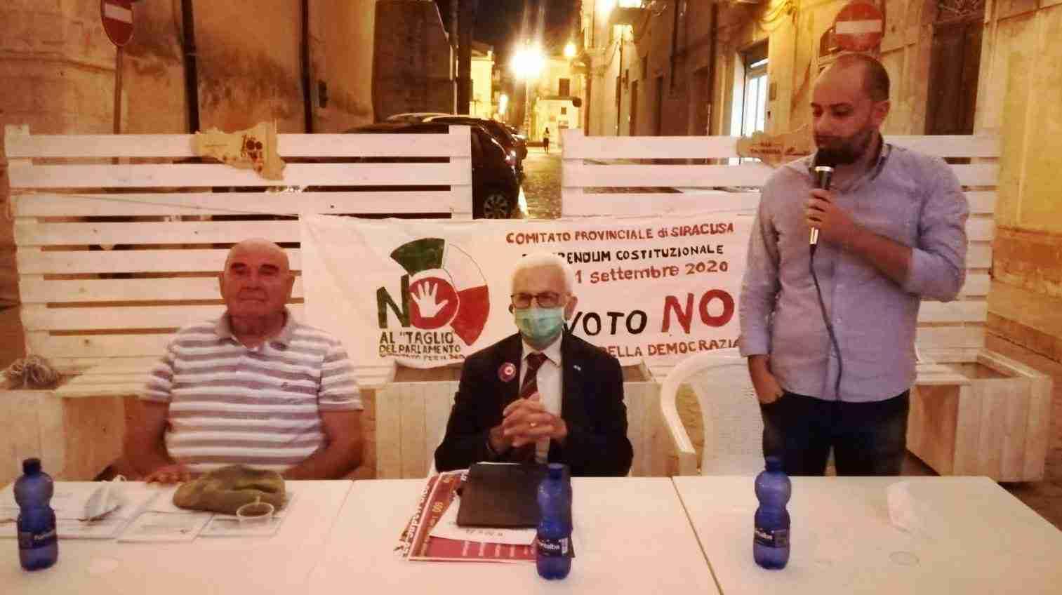 """Referendum – Il deciso """"No"""" di Sinistra Italiana: ieri pomeriggio la conferenza per spiegarne le ragioni"""