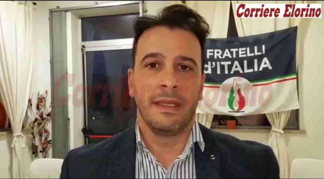 """Maltese: """"Fratelli d'Italia non è all'interno dell'Amministrazione a Rosolini"""""""