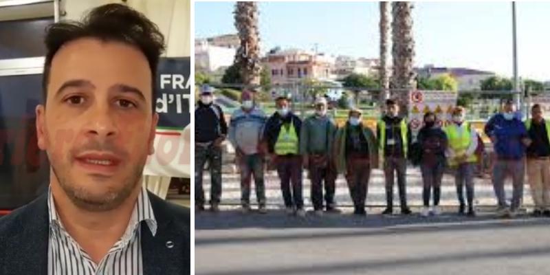 """Maltese (Fratelli d'Italia): """"Sui cantieri il consigliere Spadola si informi meglio"""""""