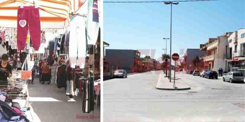 Torna la fiera mercato quindicinale in Via Aldo Moro