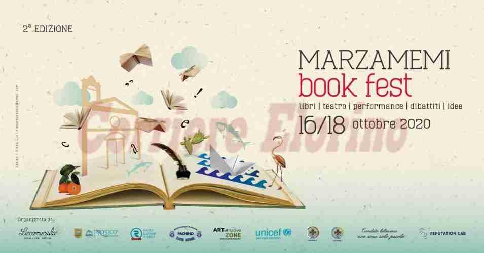 Marzamemi accoglie scrittori e artisti nei tre giorni del Book Fest 2020