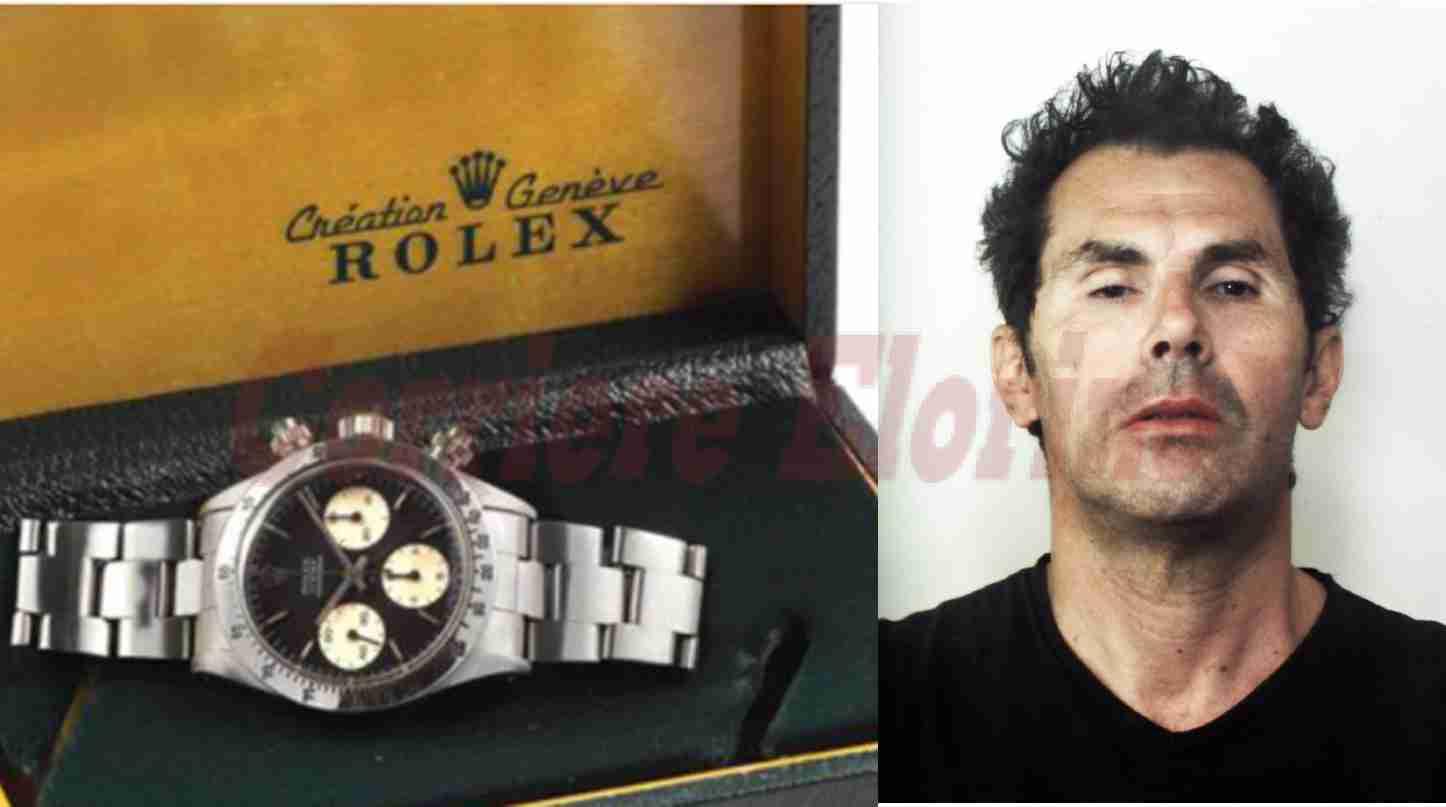 """Estorsione con il """"Rolex"""", condannato a 7 anni un dipendente comunale di Rosolini"""