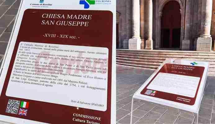 La Commissione Cultura presenta le stele informative, ma era un progetto dei giovani della democrazia partecipata