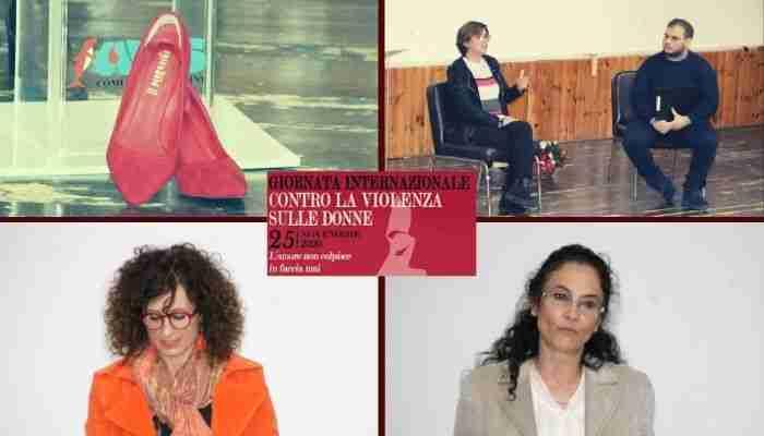 """Giornata contro la violenza sulle donne, all'Attilio del Buono """"la voce delle donne per le donne"""""""