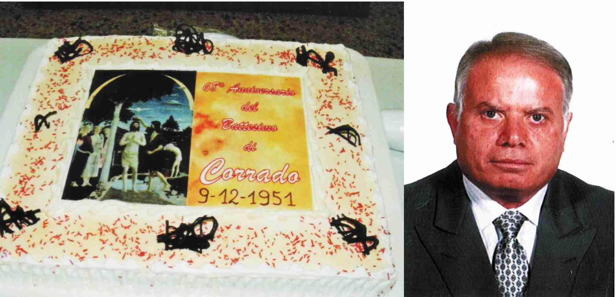 """""""Almeno una volta nella vita festeggiate la data del vostro battesimo"""", l'invito del rosolinese Corrado Modica"""