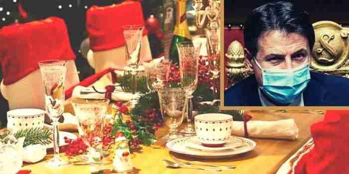 Festività natalizie: Italia ferma per 10 giorni, il decreto legge del Presidente Conte