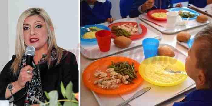 """Mensa scolastica, Azzaro (M5S): """"Pausa pranzo libera anche al Santa Alessandra"""""""