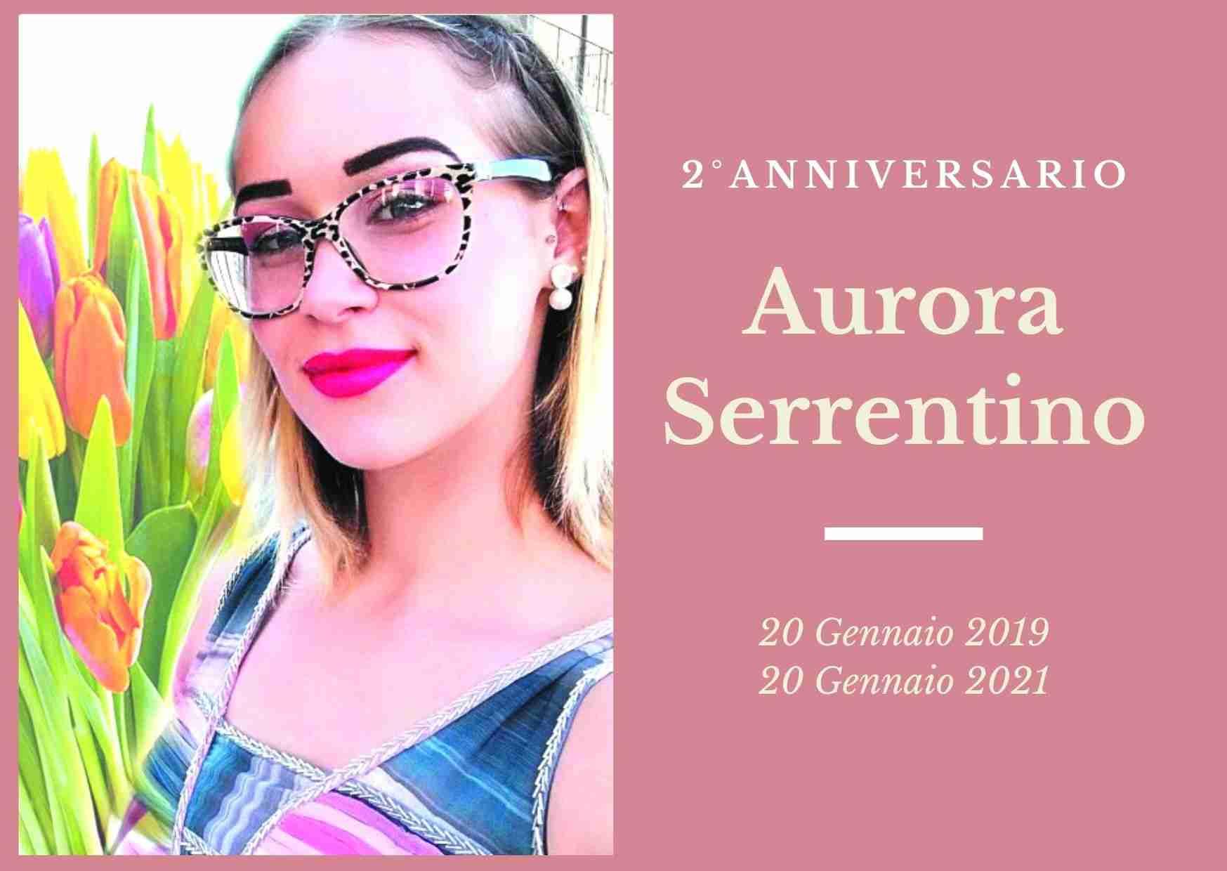 Necrologio: ricorre oggi il 2° anniversario di Aurora Serrentino