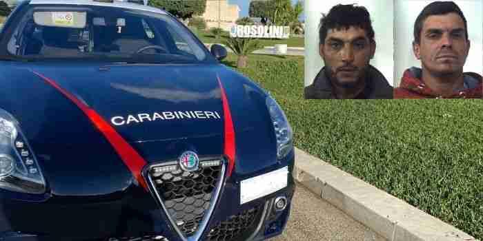 Tentato omicidio a Rosolini, colpi di fucile contro un bulgaro, arrestati due agricoltori