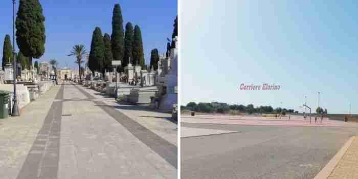 Nei giorni 3, 4 e 5 aprile chiusi il Cimitero Comunale e l'Area di Protezione Civile