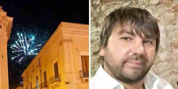 "Fuochi d'artificio dopo la sfiducia al Sindaco, Spadola: ""Un gesto da idioti, la mia solidarietà al Sindaco"""