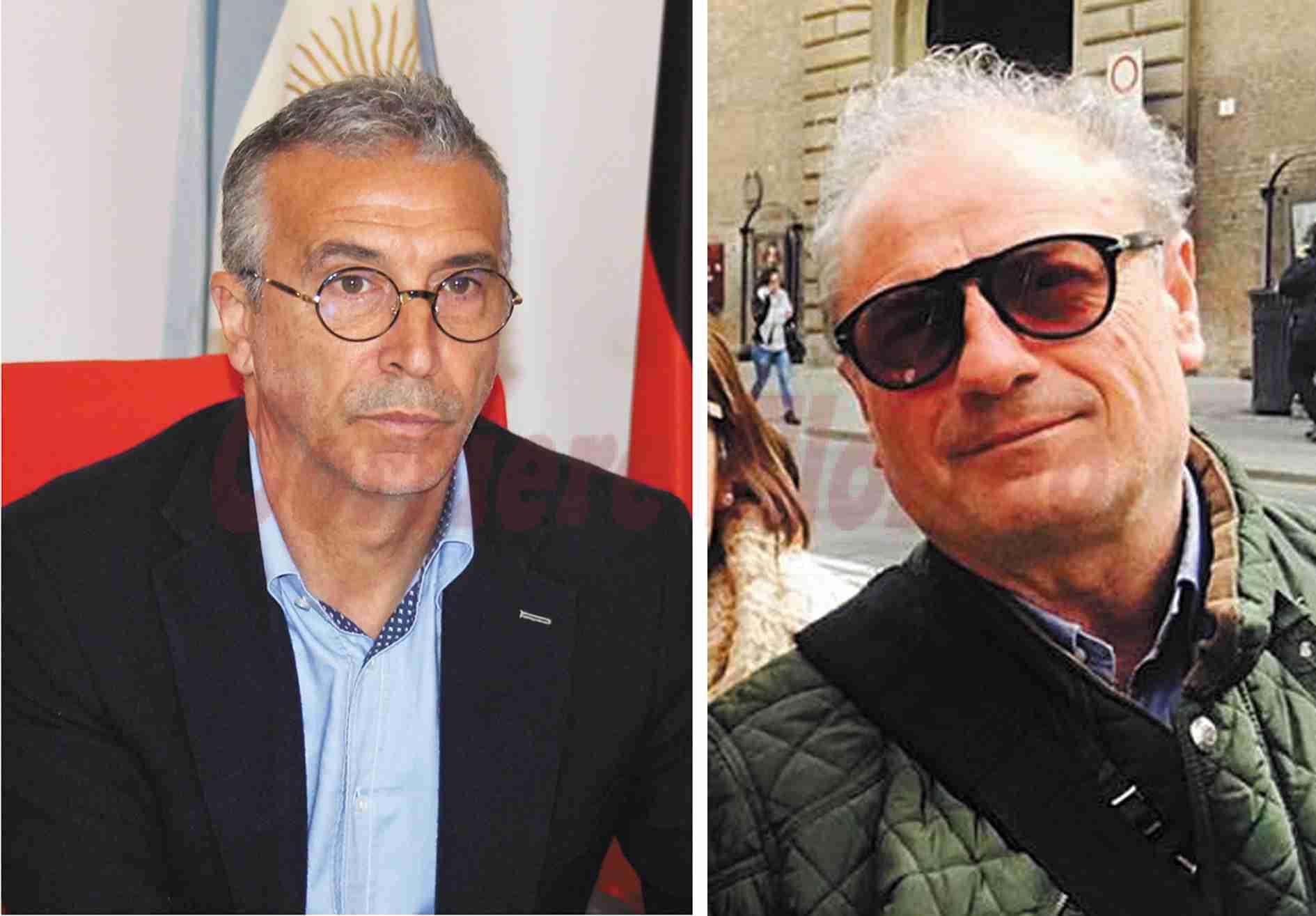 """""""Saltano"""" Orazio Candido e Carmelo Vindigni, i settori comunali scendono da 9 a 7"""