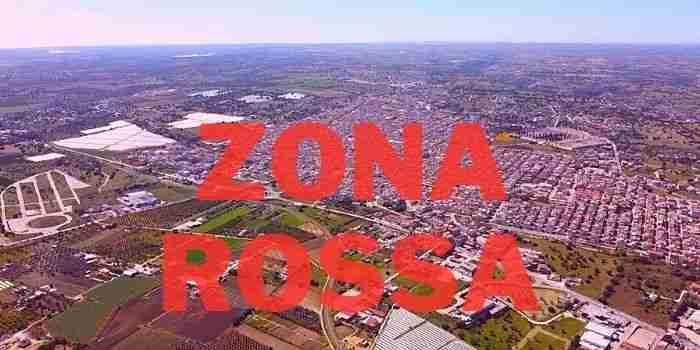 """Prorogata fino al 22 aprile la """"zona rossa"""" a Rosolini"""