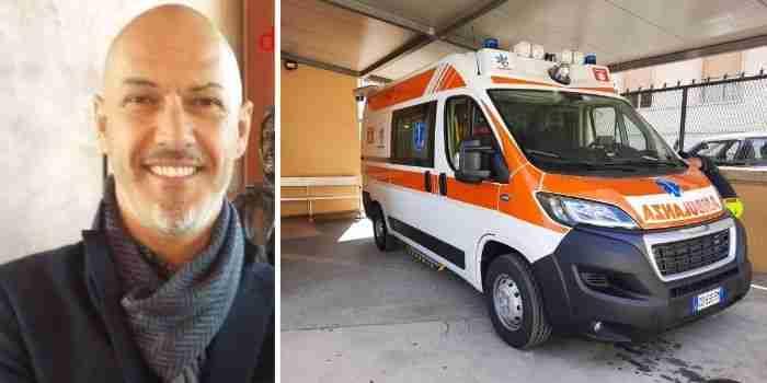 """Ambulanza a Rosolini, l'ex consigliere Runza: """"La nostra richiesta è stata accolta"""""""