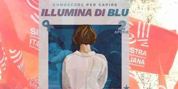 Sinistra Italiana Rosolini ricorda la giornata mondiale per la consapevolezza sull'autismo
