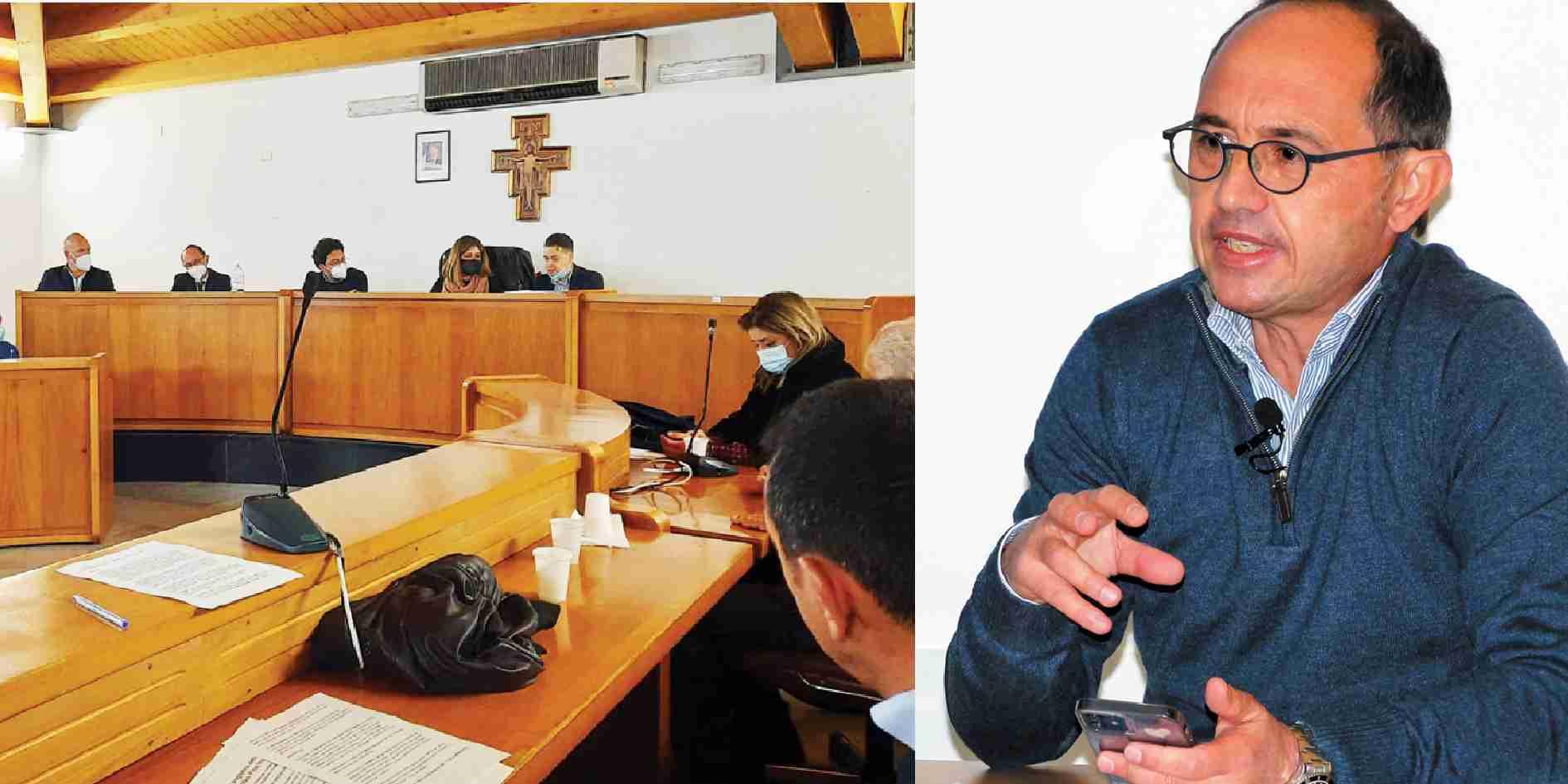 Mozione di sfiducia, rinviata al 13 maggio la decisione sul ricorso di Pippo Incatasciato
