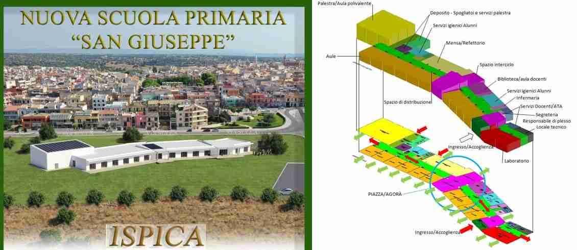 A Ispica un finanziamento di 3 milioni 346 mila euro: si costruirà una nuova scuola antisismica