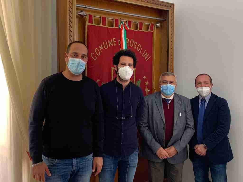 I gruppi Forza Italia e Rosolini La Nostra Terra incontrano il Commissario Cocco